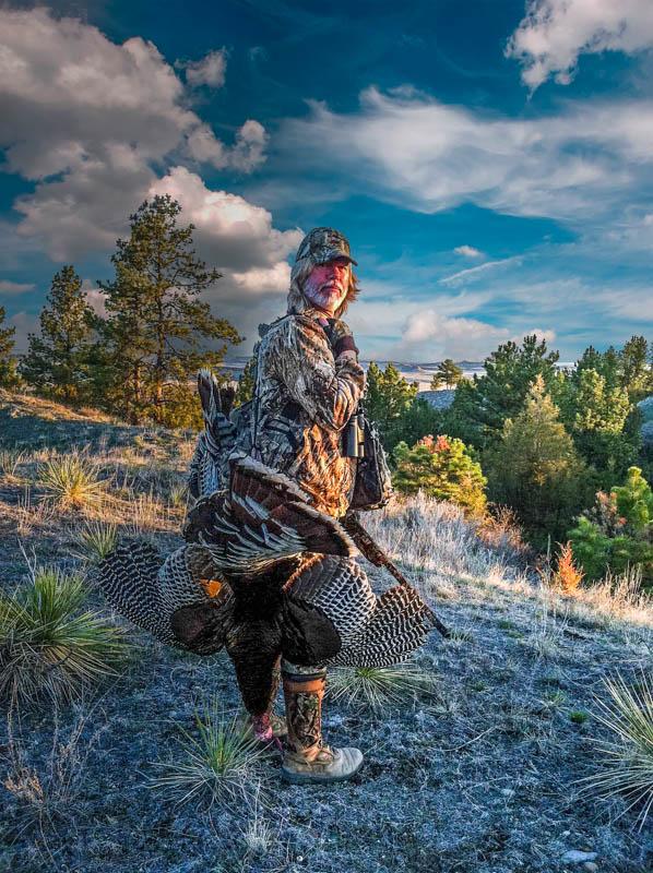 Bobby Parks Turkey Hunting Montana