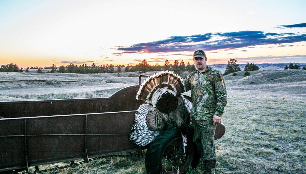 Grant Carmichael's Montana Merriams