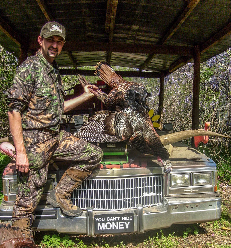 Turkey Hunting with Sadler McGraw